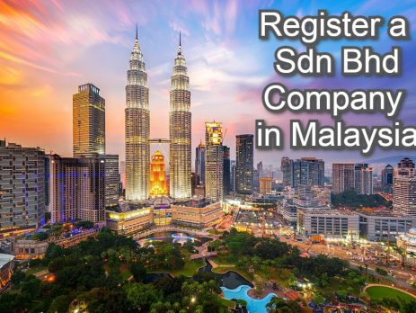 Register Sdn Bhd Company in Malaysia