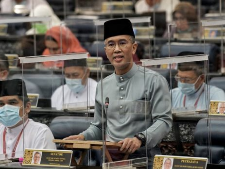 Finance minister Malaysia Proposing Income Tax Malaysia Benefits in the Budget 2021