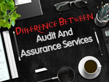 difference between audit and assurance services