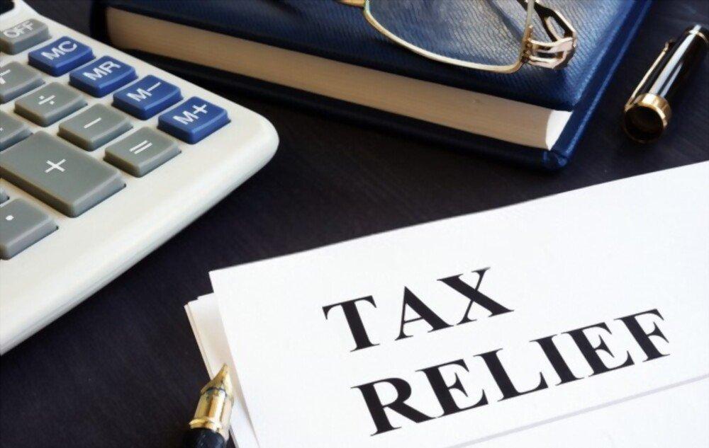 tax relief YA2020
